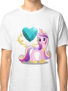 Princess Cadence with cutie mark Classic T-Shirt