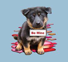 Babe, a German Shepherd Valentine Unisex T-Shirt