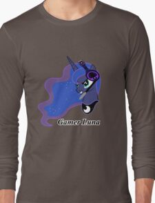 Gamer Luna Long Sleeve T-Shirt