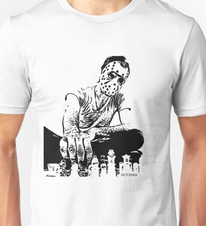 Jason Chess Game Unisex T-Shirt