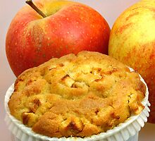 Apple Crumble Muffin  by SmoothBreeze7