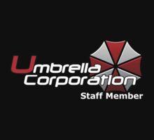 Umbrella Corp. Staff Member by Steven Hoag