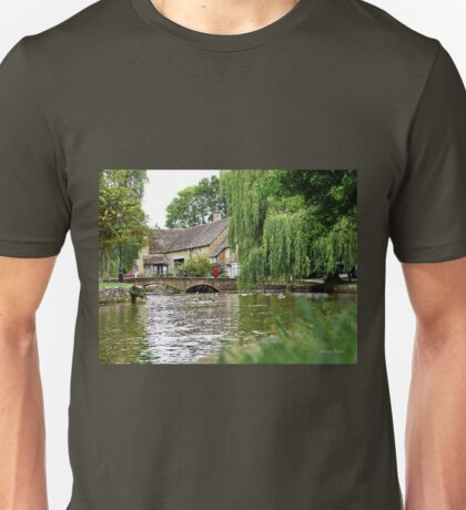 Bourton-on-the-Water Unisex T-Shirt