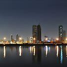 Sharjah Bay by Joseph Najm