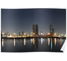 Sharjah Bay Poster