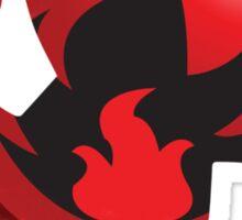 Charmander Fire Energy Sticker