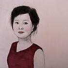 Beijing Girl  by Danit Elgev