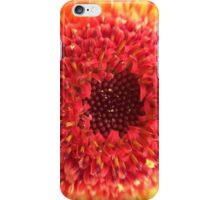 Red & Yellow Gerbera iPhone Case/Skin