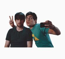 Smosh Selfie by Neysa Tapanes