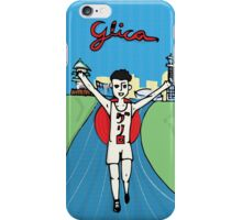 Japanese Glico Signboard iPhone Case/Skin