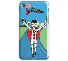 Japanese Glico Signboard iPhone Case/Skin