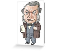 Sir Charles Tupper Greeting Card