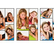Studio Portrait Composite by Samantha Lewandowski