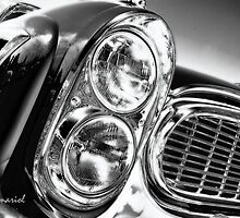 Classic Car 100 by Joanne Mariol