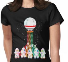 SPACECRAFT  Womens Fitted T-Shirt