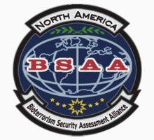 B.S.A.A. Member by Steven Hoag