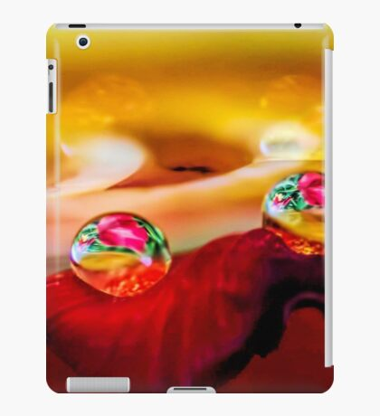 Timeless Garden iPad Case/Skin