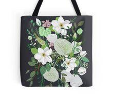 Floral Forest Tote Bag