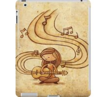 Music is Life iPad Case/Skin