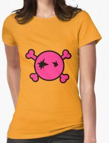 Funny pink skull and bones T-Shirt