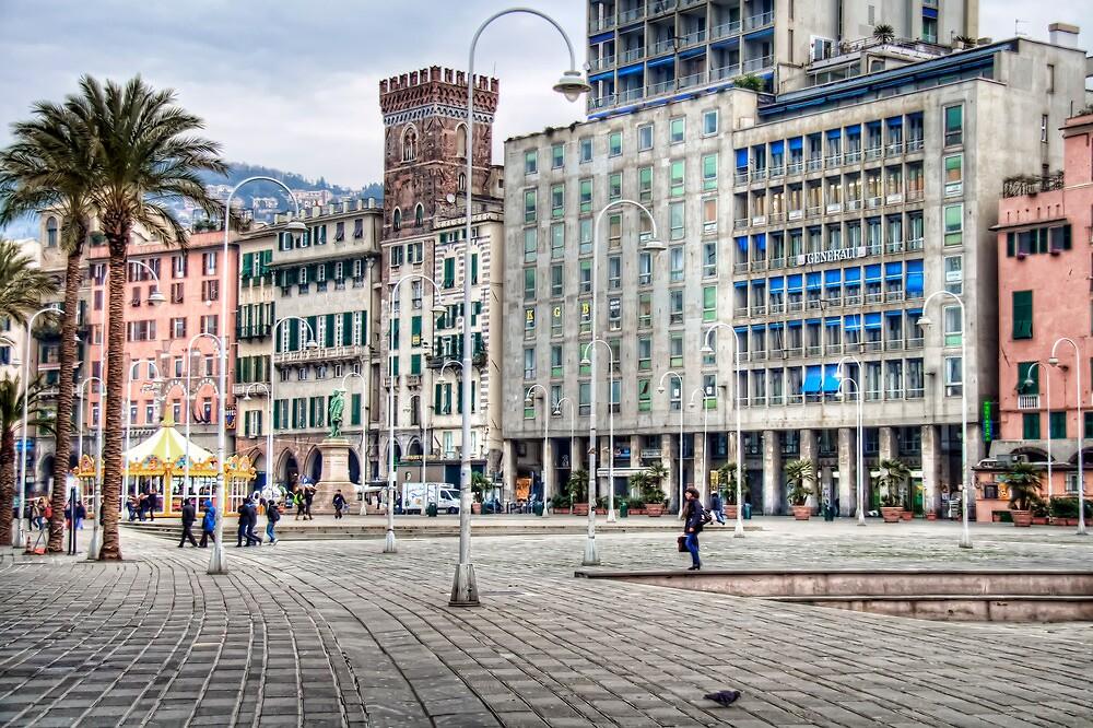 old port by oreundici