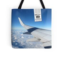 RicanSlang - Ticket to Paradise Tote Bag
