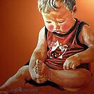 Fingers And Toes by Susan Bergstrom