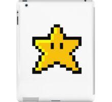 Mario Star iPad Case/Skin