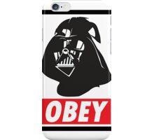 OBEY Vader iPhone Case/Skin