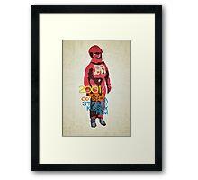 Dave Bowman Framed Print