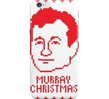 Murray Christmas iPhone Case/Skin