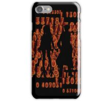 Steins;Gate Kurisu and Okabe time travelers iPhone Case/Skin