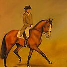 dressage by Birgit Schnapp