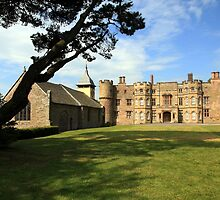 Croft Castle and St. Michael & All Angels Church by John Dalkin