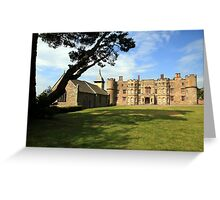 Croft Castle and St. Michael & All Angels Church Greeting Card
