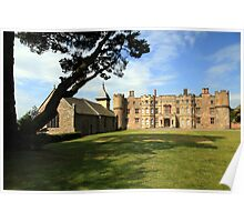 Croft Castle and St. Michael & All Angels Church Poster