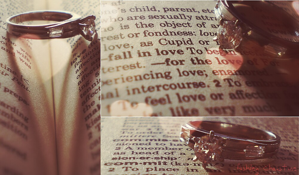 Amor, Compromiso y Promesas by Ashley Christine Valentin