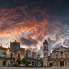 La Cathedral, Havana, Cuba by Darren Newbery