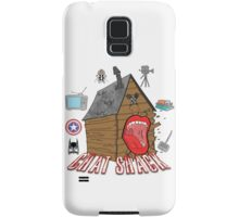 podcast Chat Shack Samsung Galaxy Case/Skin