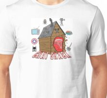 podcast Chat Shack Unisex T-Shirt