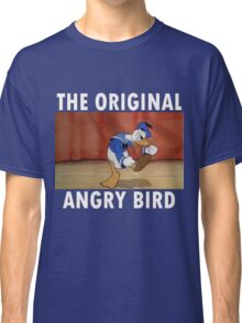 The Original Angry Bird (Donald Duck) Classic T-Shirt