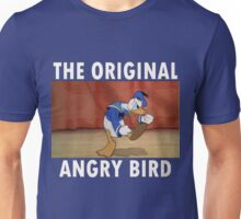 The Original Angry Bird (Donald Duck) Unisex T-Shirt