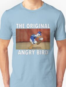 The Original Angry Bird (Donald Duck) T-Shirt