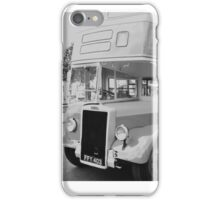 Vintage Transport iPhone Case/Skin