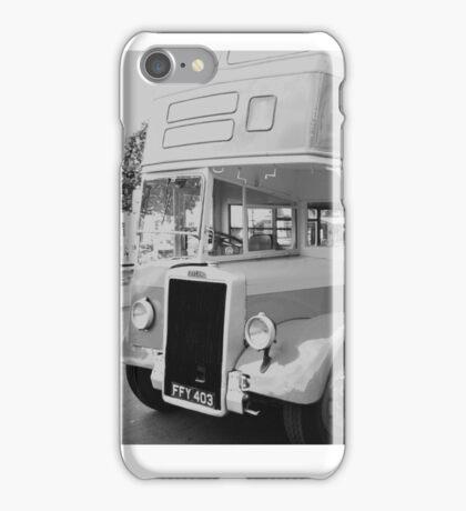 Vintage Transport iPhone Case/Skin