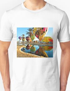 Monday Morning Blow Up Unisex T-Shirt