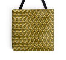 Retro Gold Tote Bag