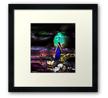Can't Find My Way Home Framed Print