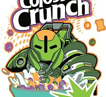 Berry Colossal Crunch!  by TH3CATSPAJAMAS3