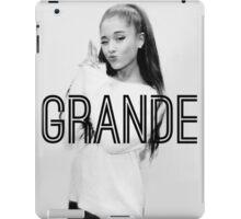 Ariana Grande, Grande Design iPad Case/Skin